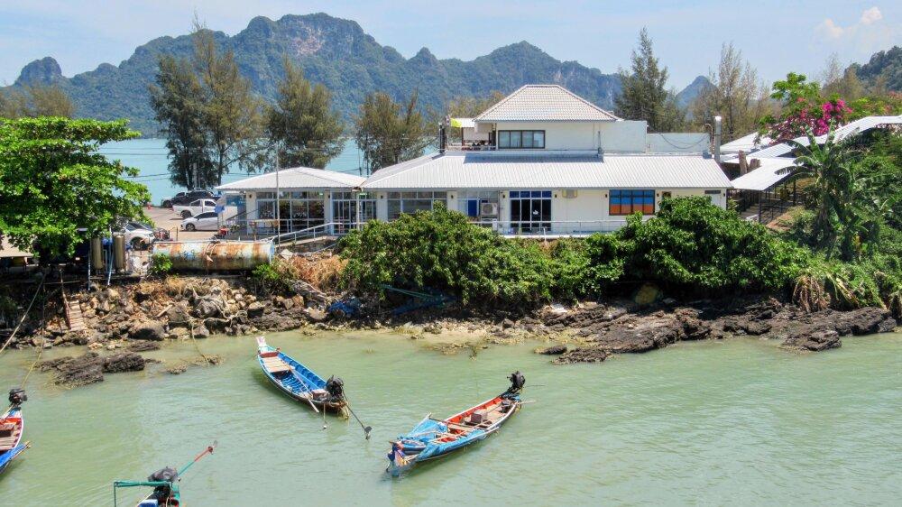 Donsak Pier - Surat Thani