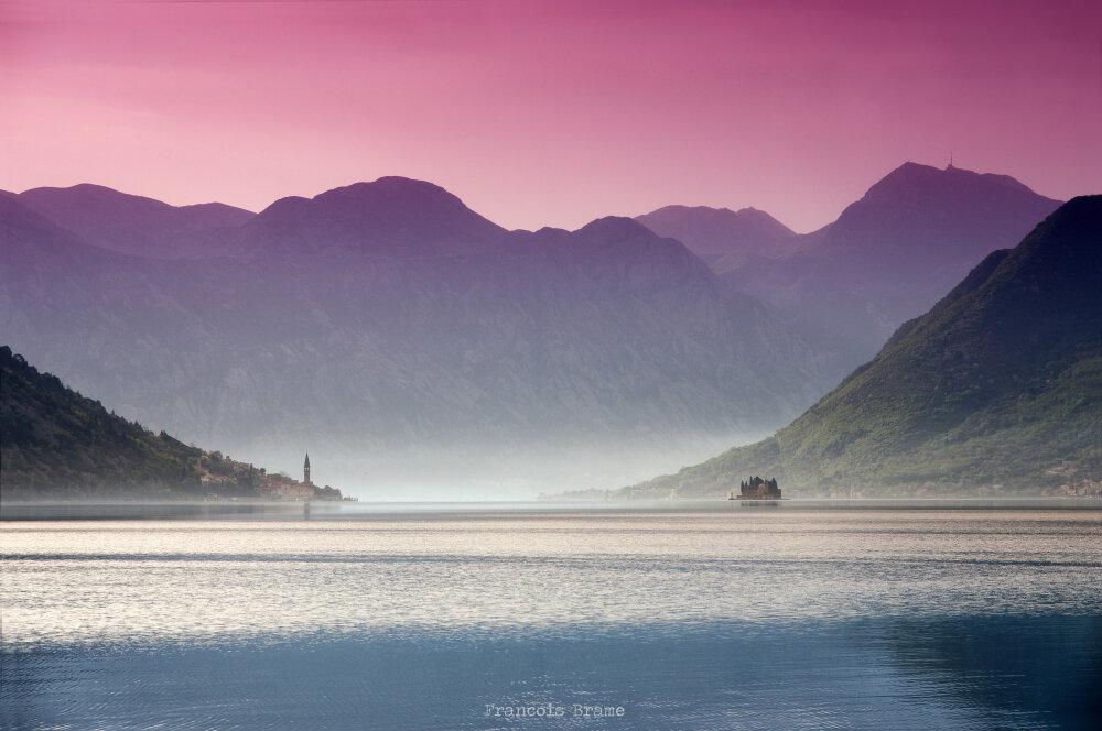 Fjord matinal