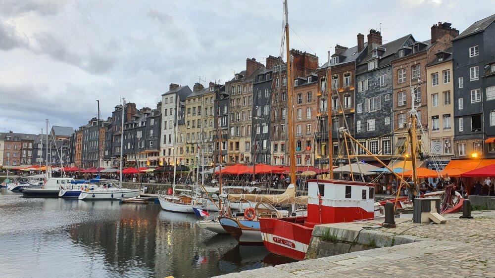 Vieux port de Honfleur