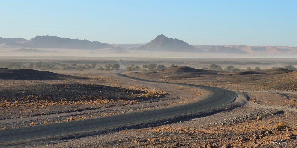 tempête de sable en préparation