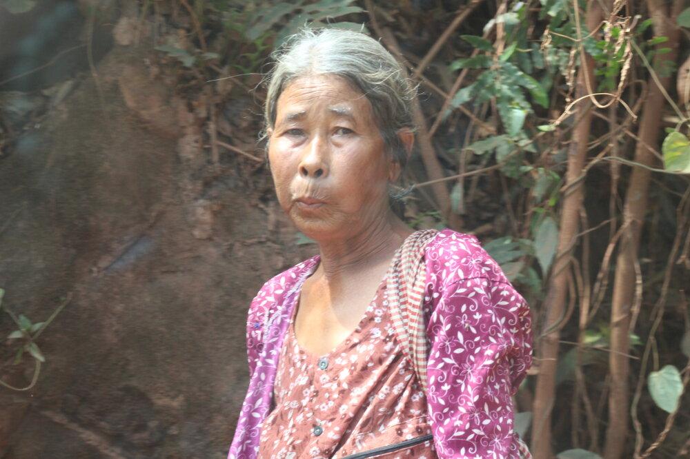 Femme Cambodgienne