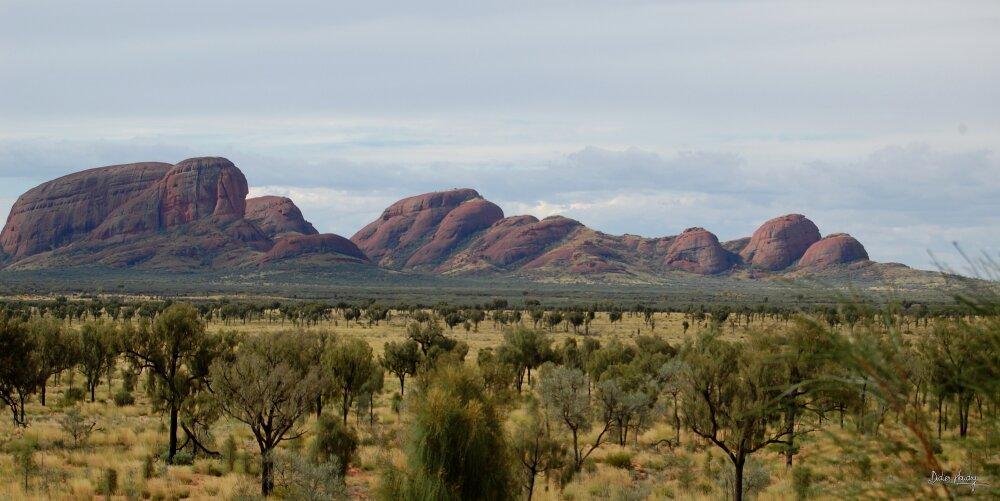 Kata Tjuta - site Aborigène