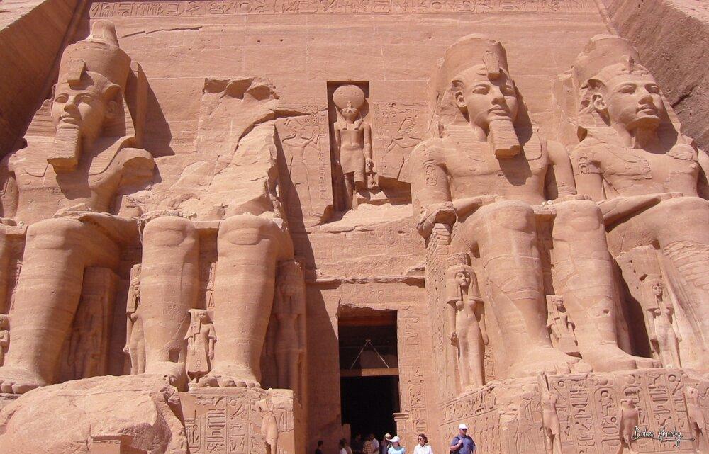 Les gardiens du temple de Ramsès II