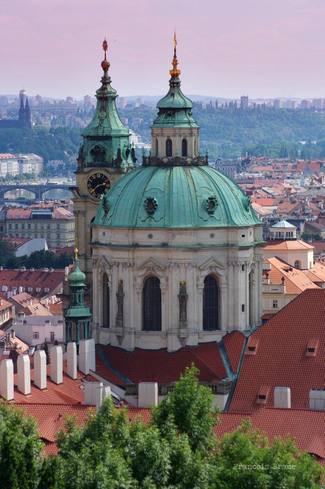 Prague sightview
