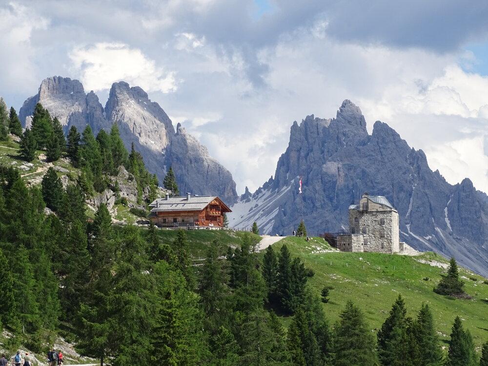 Ma cabane en Italie ?