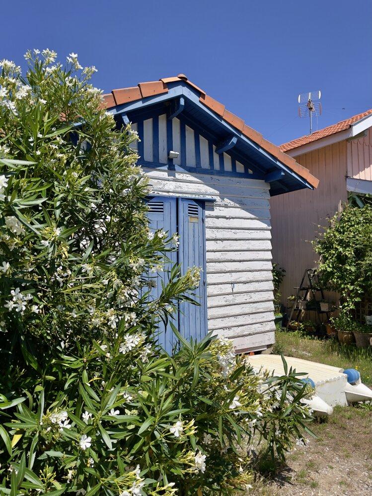Quartier du Grand Piquey, au Cap-Ferret