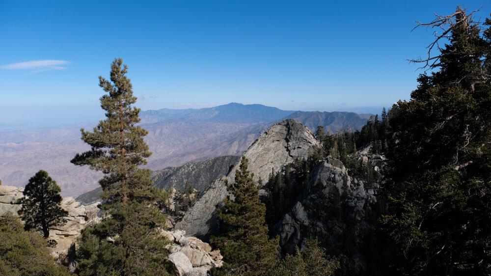 Point de vue depuis Desert View Trail