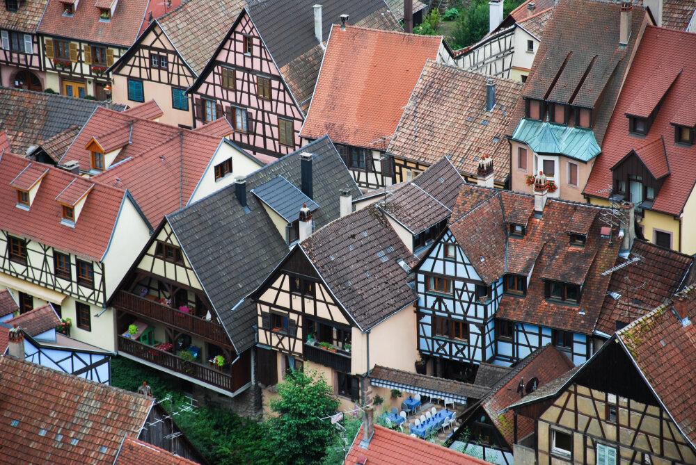 Toits d'Alsace