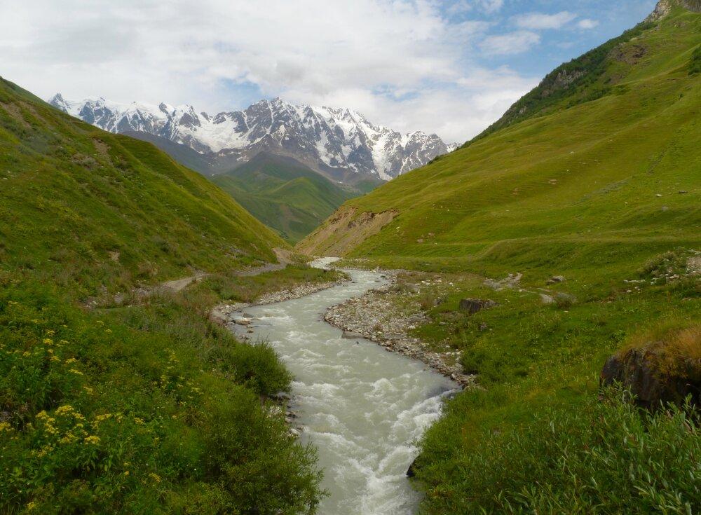 Au pied du Caucase, la Svanétie