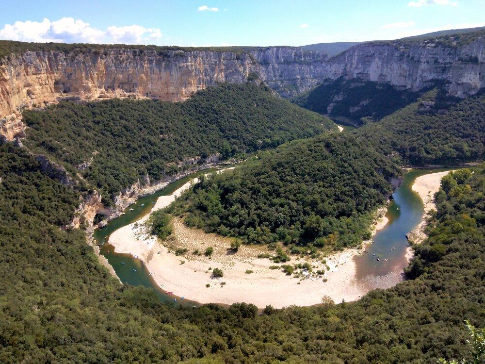 Spectaculaire Ardèche