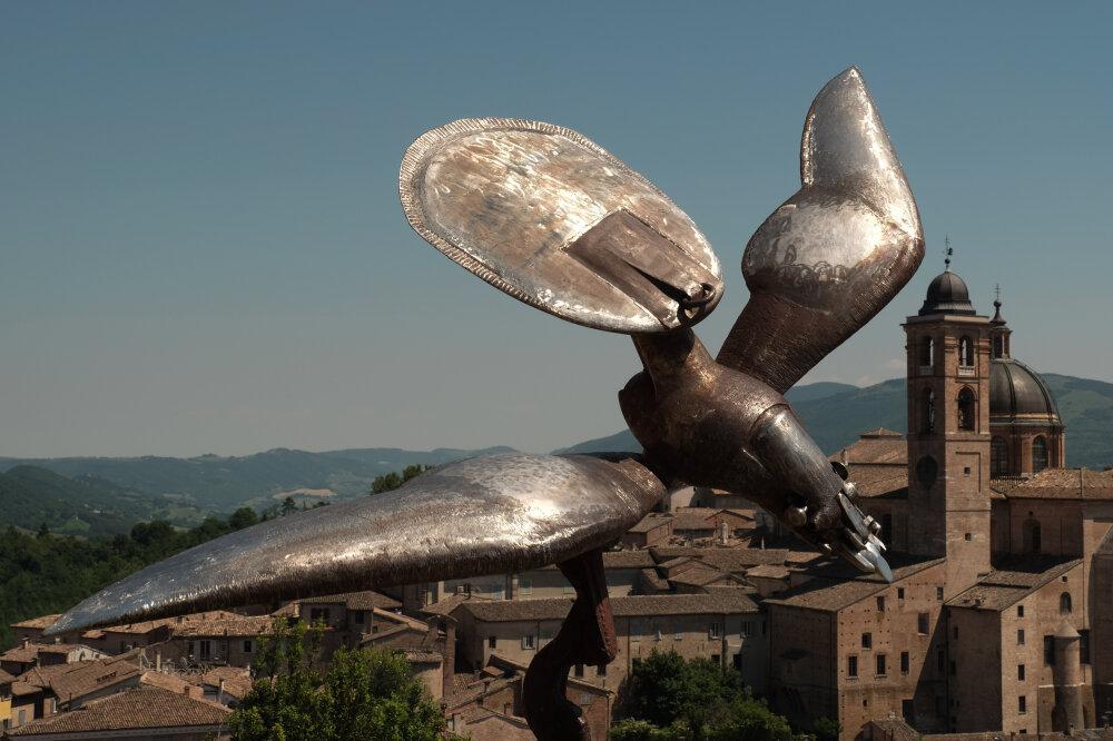 Oiseau de fer