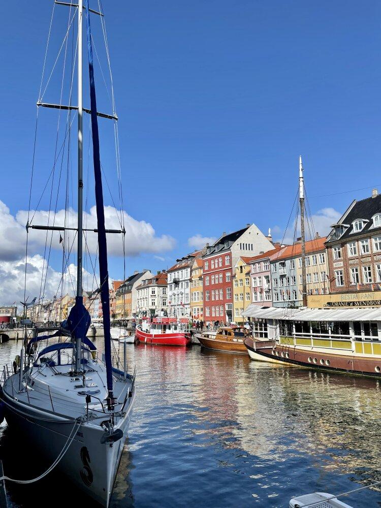 Canal Nyhavn, Nouveau Port
