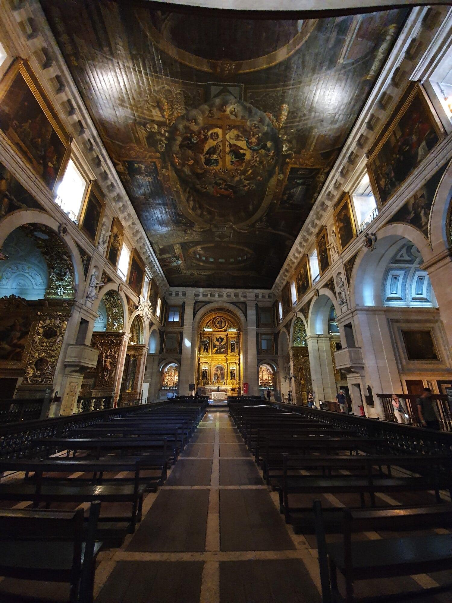 Eglise à Porto