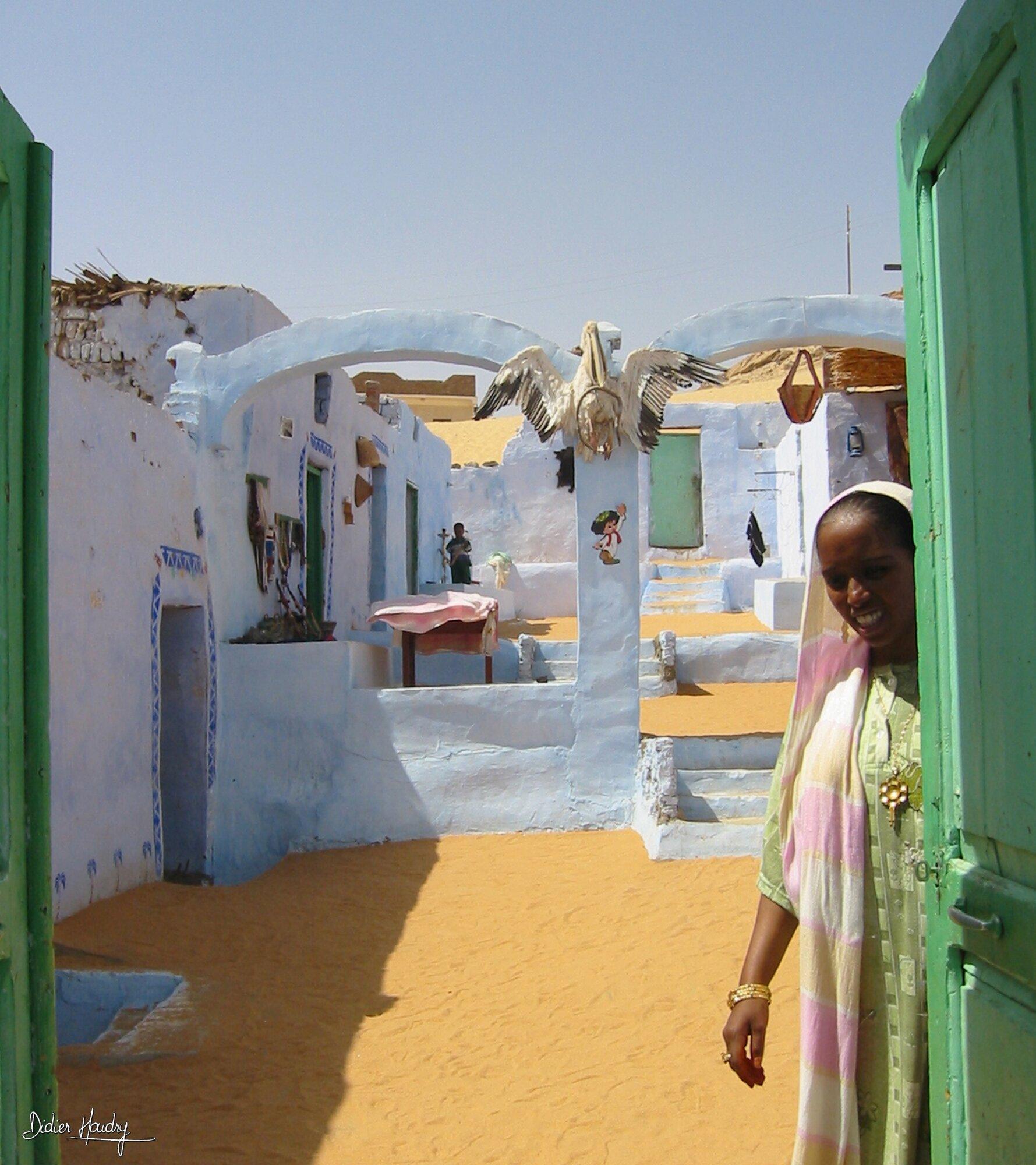 Bienvenue chez les Nubiens