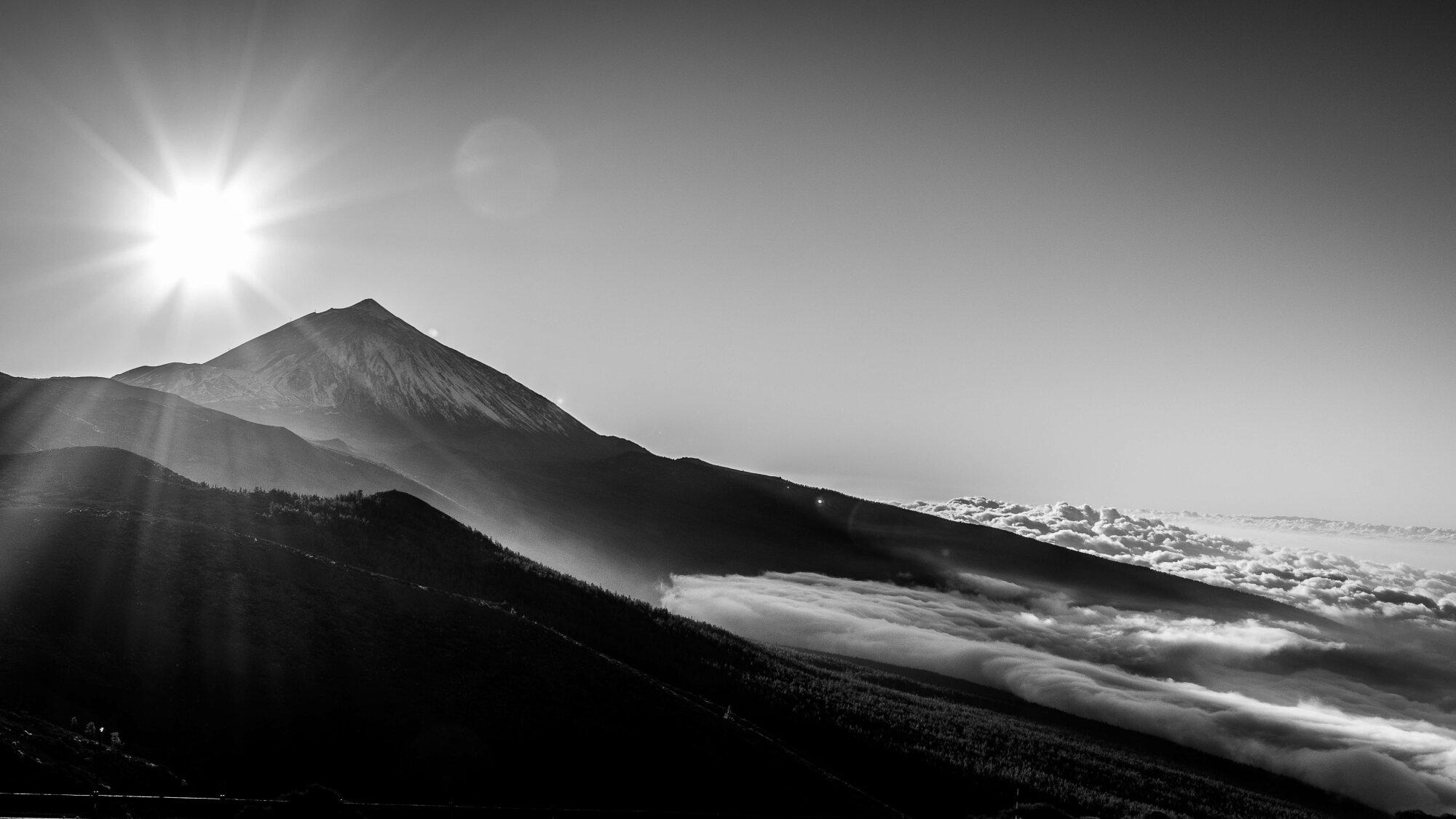 Ténérife - Parc national du Teide