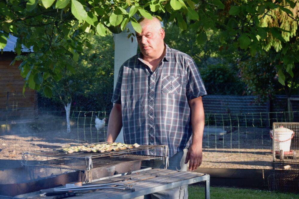 Chef Stéphane