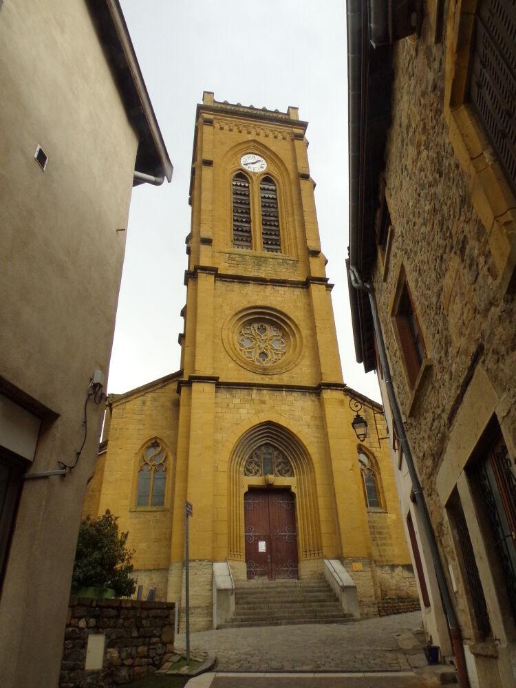 Eglise L'Arbresle