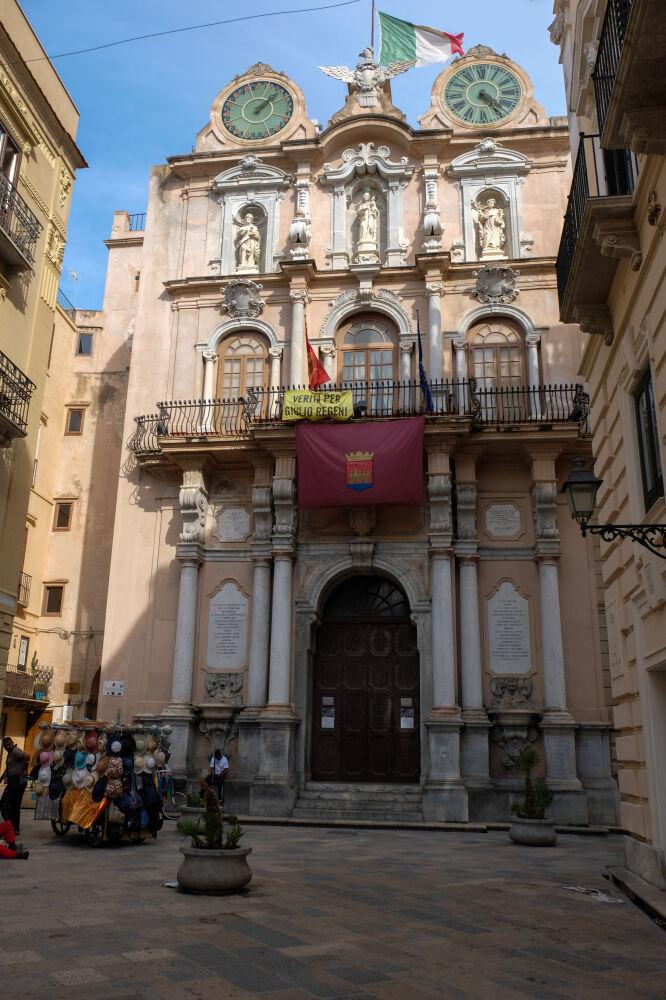Trapani - Palazzo Cavarretta