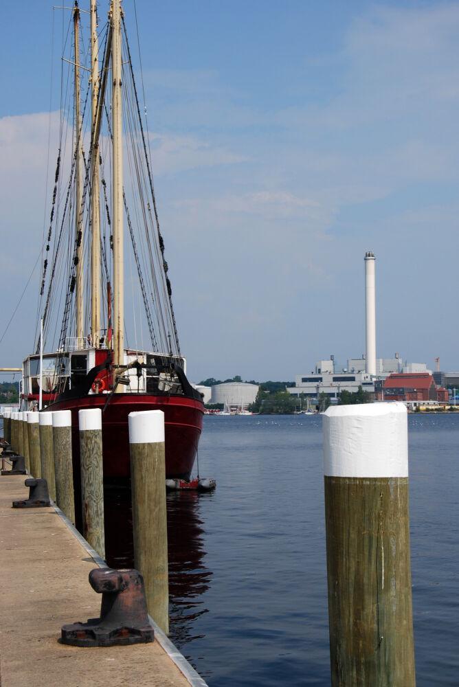 Flensburg - Schiffbrücke