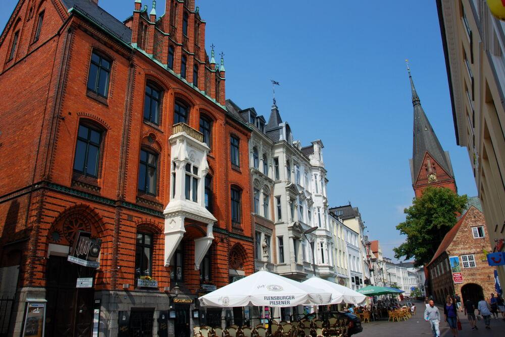Flensburg - Norderstraße