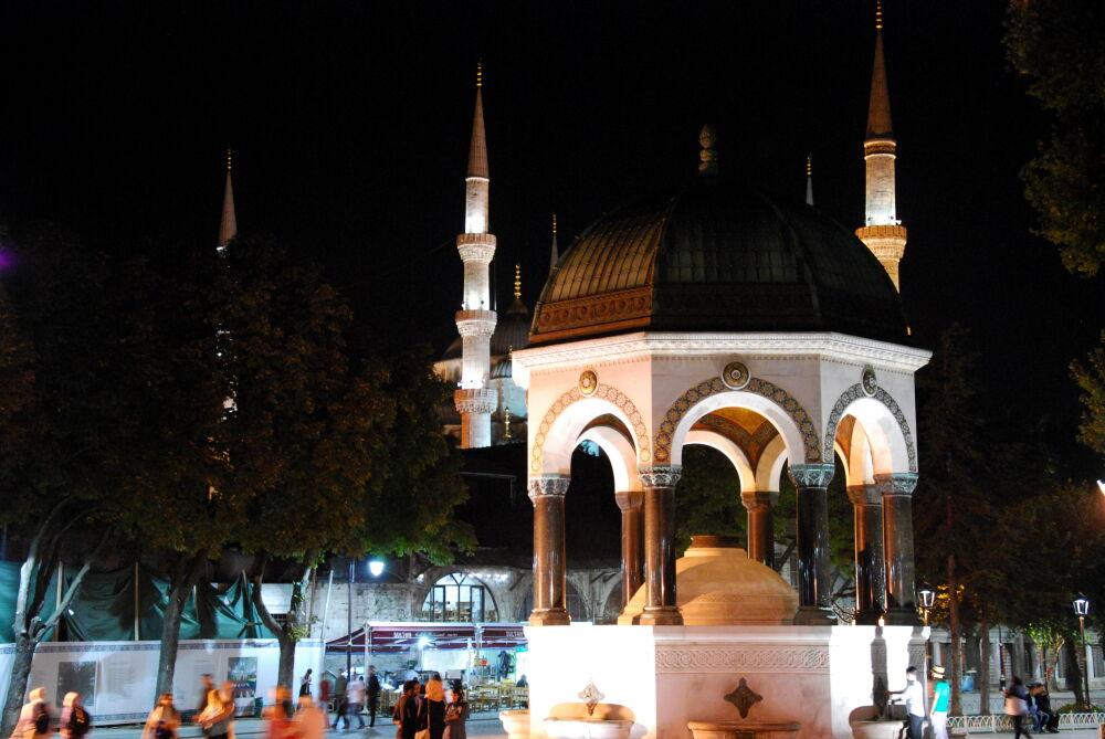 Istanbul - Pavillon Çinili