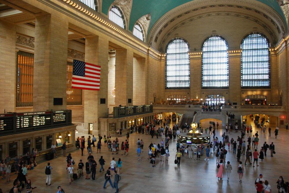 New-York - Grand Central Terminal