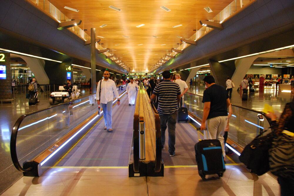 Doha - Hamad International Airport