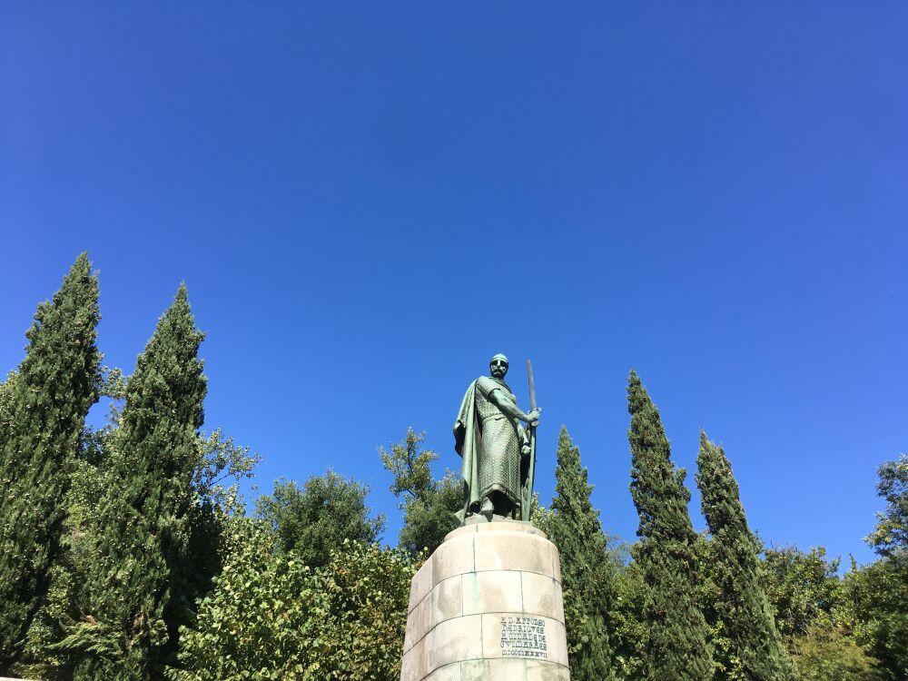 Afonso Henriques, le conquérant.