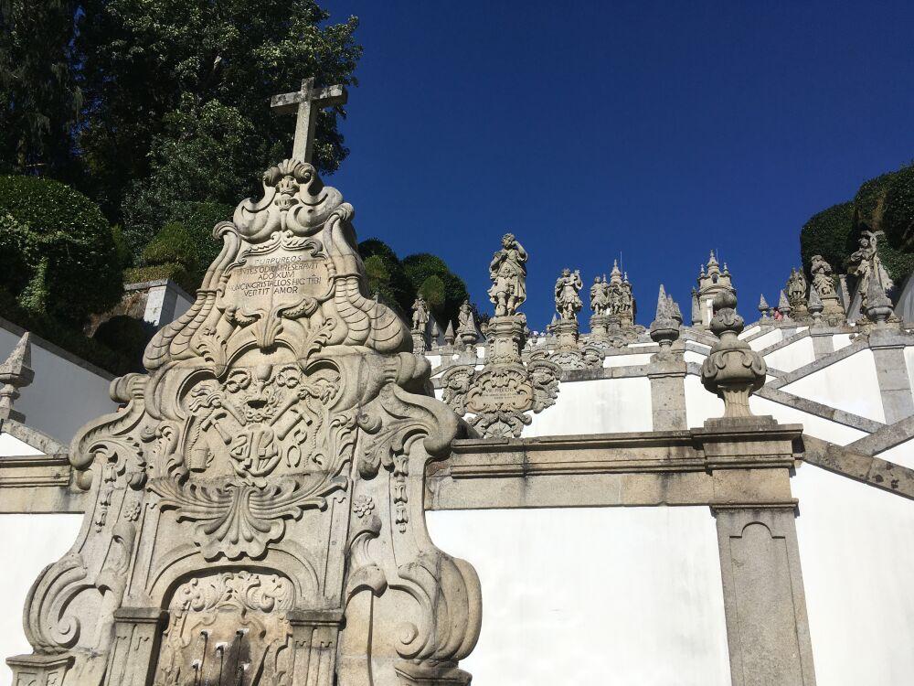 Bom Jesus, Braga