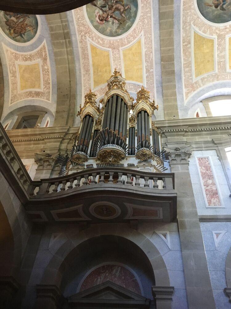 Bom Jesus - Petit orgue