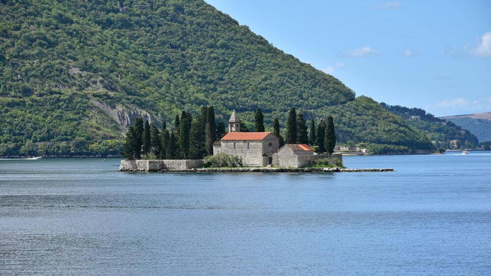 L'abbaye de St george