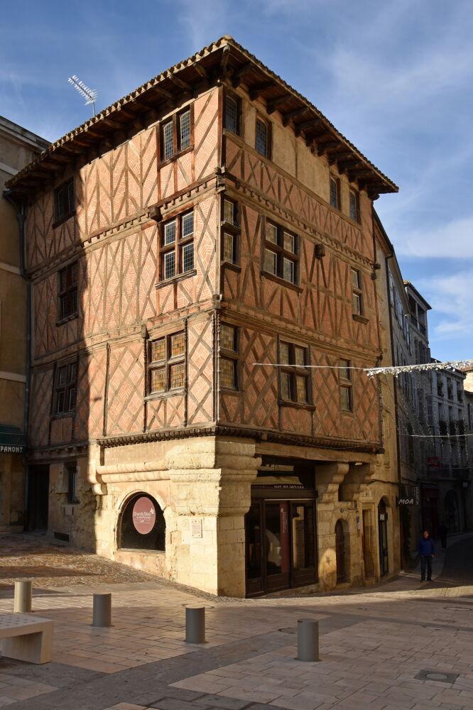 Maison du 15ème siècle
