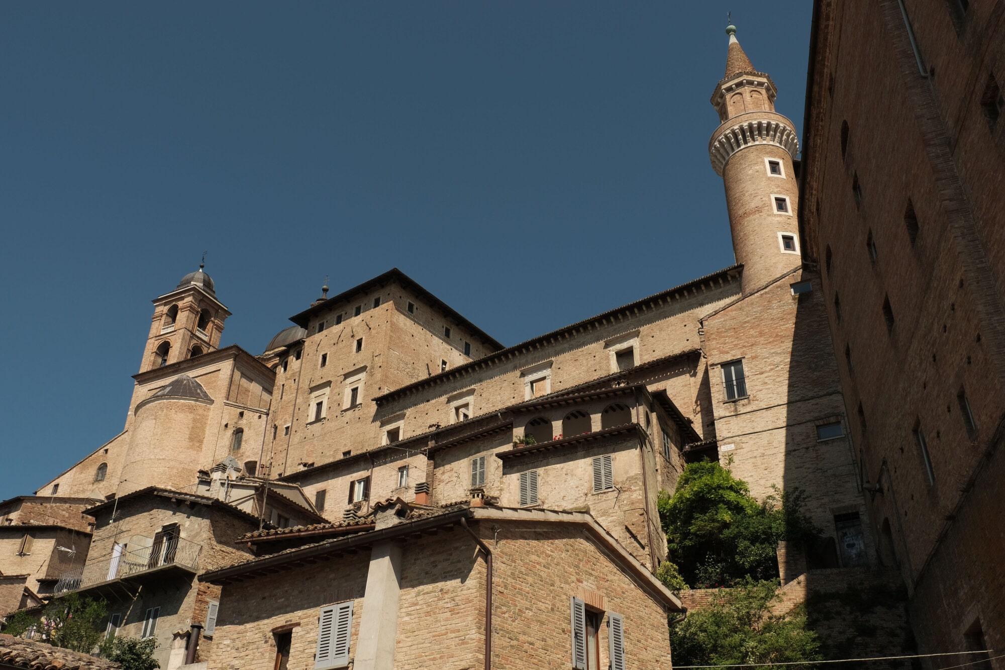 Urbino - Palazzo Ducale