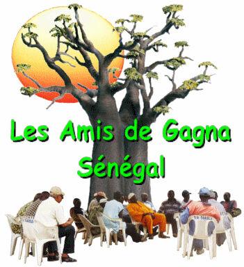 """Logo de l'association """"Les Amis de Gagna"""""""